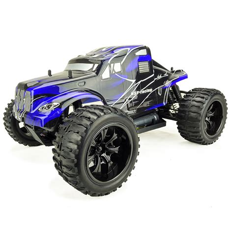 HSP RC Remote Control Car 1/10 Electric 4WD OFF Road RTR