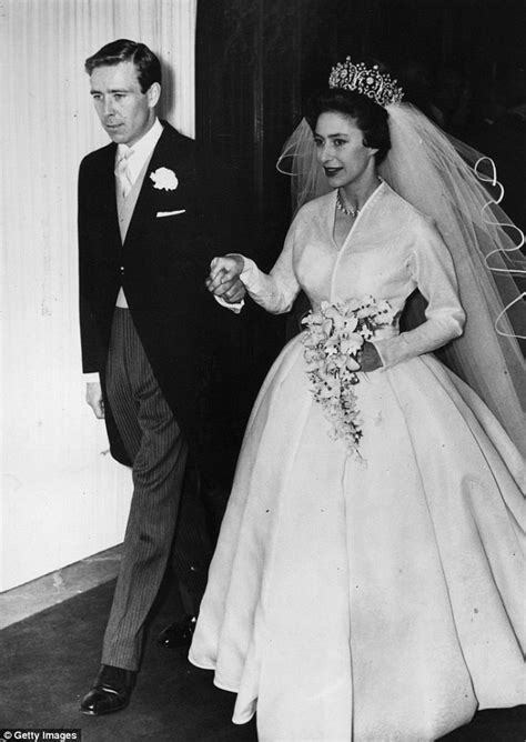 Princess Margaret entered marriage to Armstrong-Jones