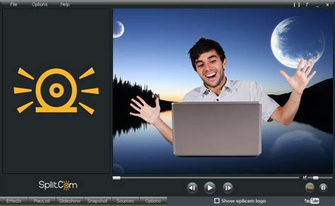 9 webcam software for Windows users and get something unique