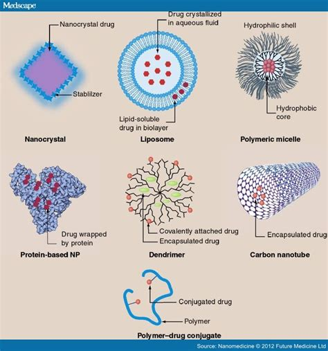 Nanoparticles as a Drug Delivery System