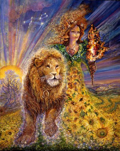 Astrology and Palmistry Portal: Leo The Lion