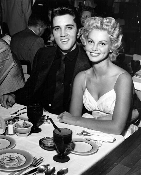 Drive-In Theater Of The Mind, Elvis Presley And Girlfriend