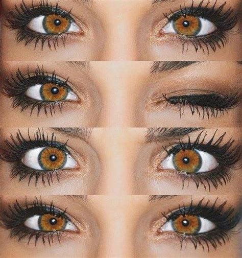 Hazel And Brown Contact Lenses – UNIQUELY-YOU-EYES