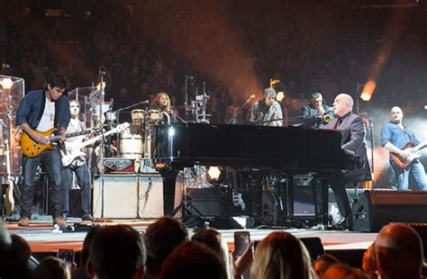 Exclusive Billy Joel MSG Backstage & Concert Photos