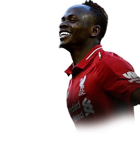 Sadio Mané - 87 1st In-Form Gold   FIFA 19 Stats & Prices