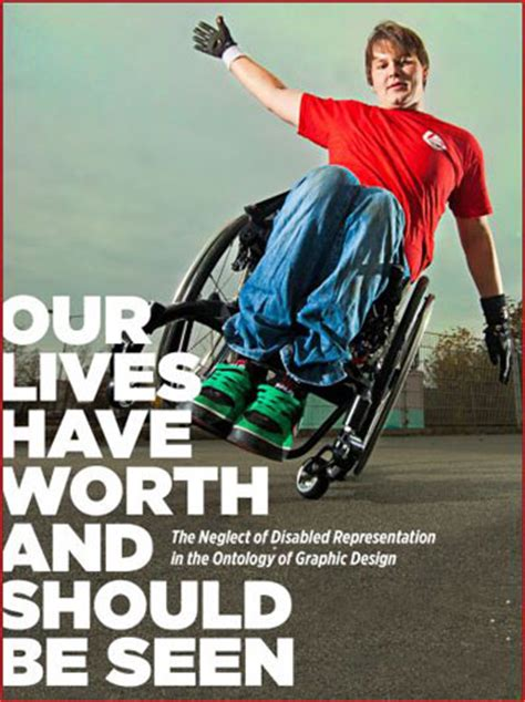 The Neglect of Disabled Representation in Advertising and