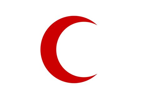 File:Flag of the Red Crescent
