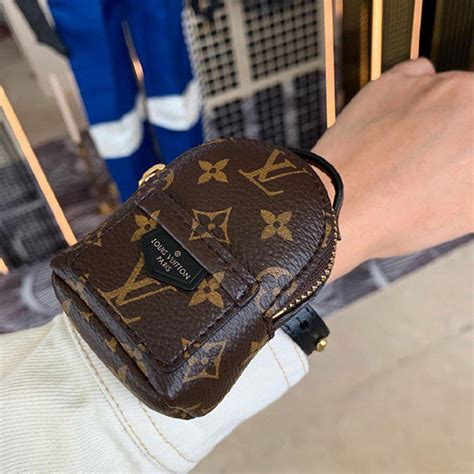 Louis Vuitton Has Mini Backpack And Bumbag Bracelets So