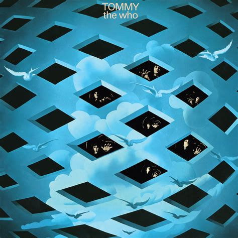 THE WHO : « TOMMY » 1969