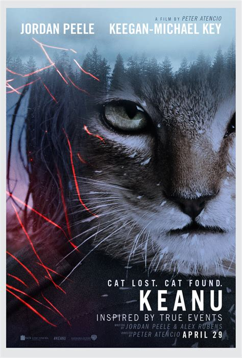 Keanu Best Picture Oscar Posters - Key and Peele Movie