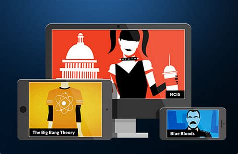 CBS All Access delivers live and archived TV shows without