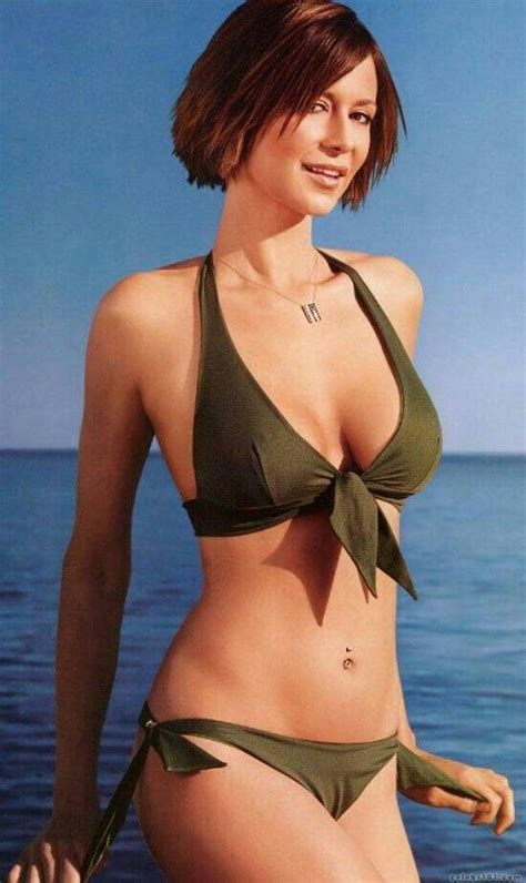 Catherine Bell (from the TV show JAG)   Catherine Bell
