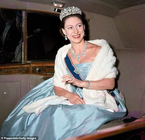 Princess Margaret became 'ill with rage' over husband's