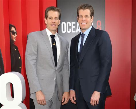 Winklevoss Twins on Bitcoin: 'We Took a Cannonball off the