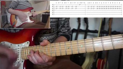 Coldplay - Adventure of a Lifetime Guitar lesson With TABS