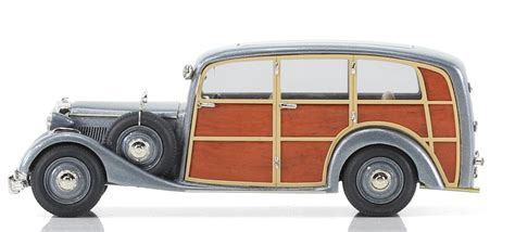 Horch 830BL Woody 1938 - Autopioneer