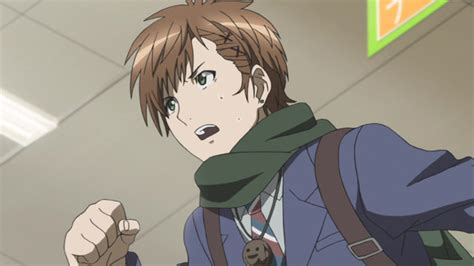 Watch Blast of Tempest Episode 3 Online - There Are Things