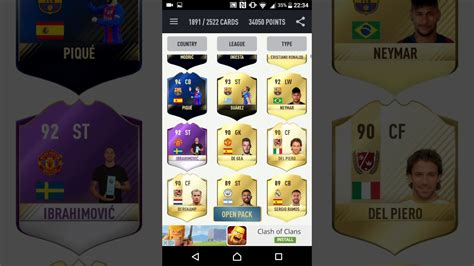Started new PacyBits fut packopener - YouTube