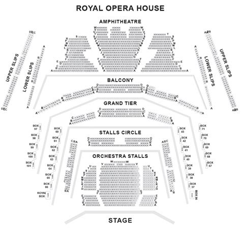 Royal Opera House, London - Best of London Musicals
