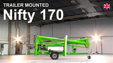 Nifty 170 | Trailer Mount with 17