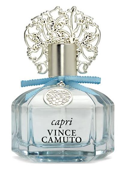 Capri Vince Camuto perfume - a new fragrance for women 2015
