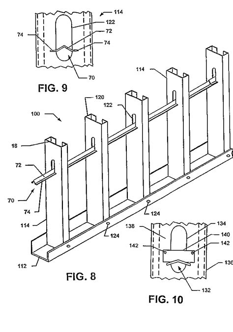 Stud wall system and method using combined bridging and