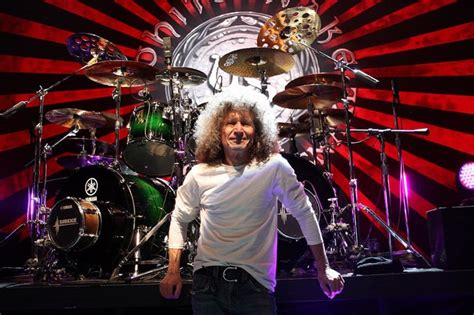 Rock Legend Tommy Aldridge on tour with his new Yamaha