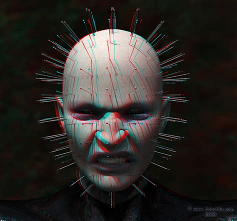 3D Picture of the Day: Pinhead